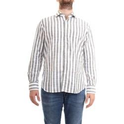 Vêtements Homme Chemises manches longues Xacus 61243.002 Chemise homme blanc blanc
