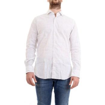 Vêtements Homme Chemises manches longues Xacus 61243.001 Chemise homme blanc blanc