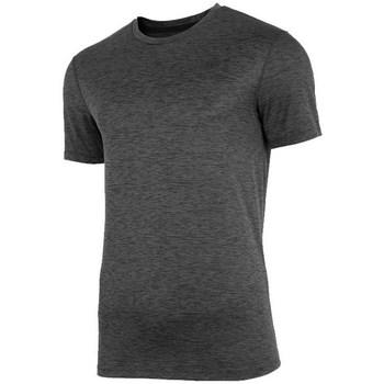 Vêtements Homme T-shirts manches courtes 4F TSMF003 Graphite