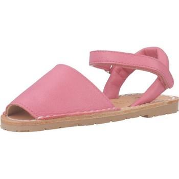 Chaussures Fille Sandales et Nu-pieds Ria 20090 Rose
