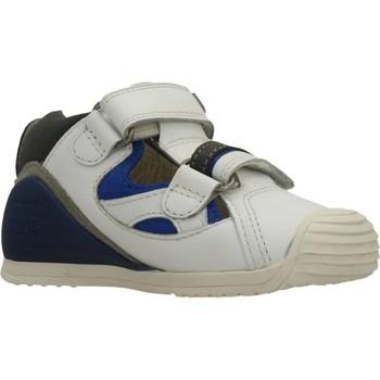 Chaussures Garçon Sandales et Nu-pieds Biomecanics SANDALIA SAUVAGE Blanc