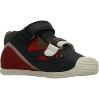 Chaussures Garçon Sandales et Nu-pieds Biomecanics SANDALIA SAUVAGE Bleu