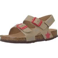 Chaussures Garçon Sandales et Nu-pieds Asso AG7757 Brun