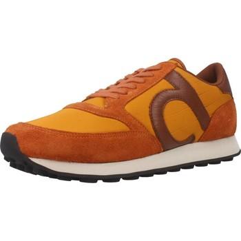 Chaussures Homme Baskets basses Duuo D100011 Brun