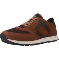 Chaussures Homme Baskets basses Duuo D100015 Marron
