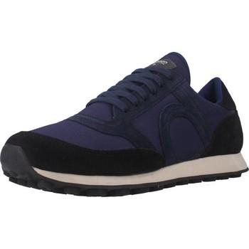 Chaussures Homme Baskets basses Duuo D100026 Bleu