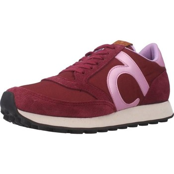 Chaussures Femme Baskets basses Duuo D401027 Rouge