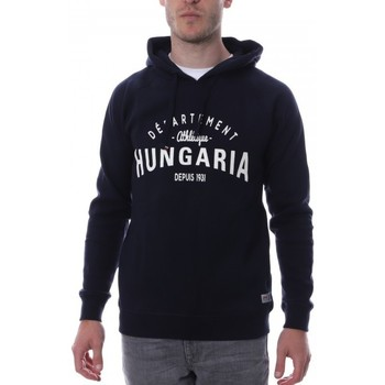 Vêtements Homme Sweats Hungaria H-16TLMOFOLE Bleu