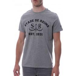 Vêtements Homme T-shirts manches courtes Hungaria H-16TLMOBOSRR Gris