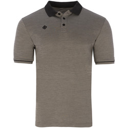 Vêtements Homme Polos manches courtes Izas Polo deportivo Zhao CHARCOAL