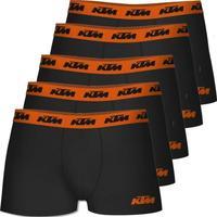 Sous-vêtements Homme Boxers Ktm BCX5 Noir