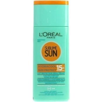 Beauté Femme Protections solaires L'oréal Sublime Sun   Lait protecteur Désaltérant FPS 15   2... Autres