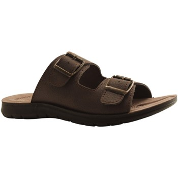 Chaussures Homme Mules Botty Selection Hommes TADDEO MARRON