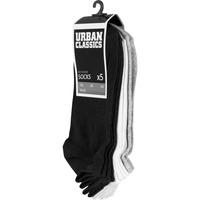 Accessoires Chaussettes Urban Classics Pack de 5 Chaussettes Urban Classic No show noir