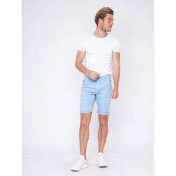 Vêtements Homme Shorts / Bermudas Ritchie Bermuda chino BAVOLTA Bleu