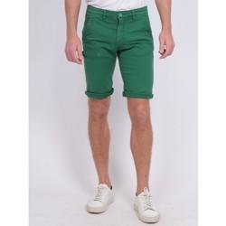 Vêtements Homme Shorts / Bermudas Ritchie Bermuda chino BAVOLTA Vert