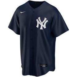 Vêtements T-shirts manches courtes Nike Maillot de Baseball MLB New-Yo Multicolore