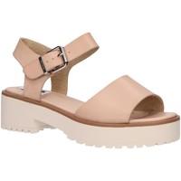Chaussures Femme Sandales et Nu-pieds MTNG 50684 Beige