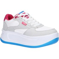 Chaussures Femme Baskets basses MTNG 69462 Blanco