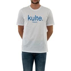 Vêtements Homme T-shirts manches courtes Kulte corpo france blanc