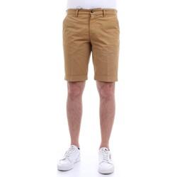 Vêtements Homme Shorts / Bermudas 40weft SERGENTBE 979 CHAMEAU