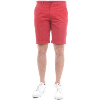 Vêtements Homme Shorts / Bermudas 40weft SERGENTBE 979 Bermudes homme Rouge Rouge