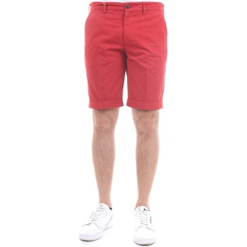 Vêtements Homme Shorts / Bermudas 40weft SERGENTBE 979 Rouge