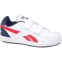 Chaussures Enfant Baskets basses Reebok Sport Royal Prime Blanc,Rouge,Bleu marine