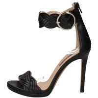 Chaussures Femme Sandales et Nu-pieds Albano 4114 NOIR