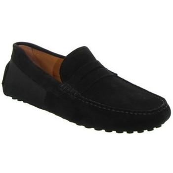 Chaussures Les Mocassins Tropéziens Mocassins les tropéziens ref_49596 Noir