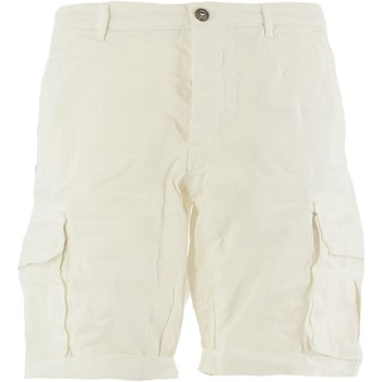 Vêtements Homme Shorts / Bermudas 40weft NICK blanc