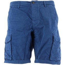 Vêtements Homme Shorts / Bermudas 40weft NICK Bluette