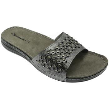 Chaussures Femme Mules Riposella RIP5793acc grigio