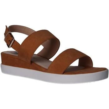 Chaussures Femme Sandales et Nu-pieds MTNG 51071 Beige