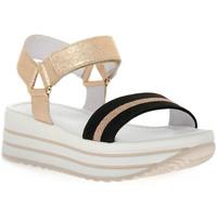 Chaussures Femme Sandales et Nu-pieds NeroGiardini NERO GIARDINI  660 ROCK PHARD Rosa