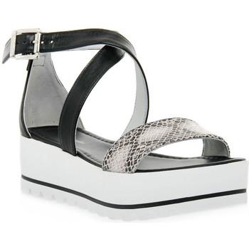 Chaussures Femme Sandales et Nu-pieds NeroGiardini NERO GIARDINI  707 GENESIS Bianco