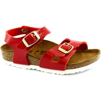 Chaussures Enfant Sandales et Nu-pieds Birkenstock BIR-RRR1005888-RE Rosso