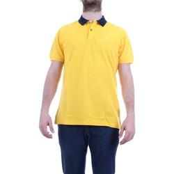Vêtements Homme Toutes les nouveautés de la saison Navigare NV82081 polo homme Jaune Jaune