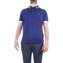 Vêtements Homme Toutes les nouveautés de la saison Navigare NV72048 polo homme bleuet bleuet