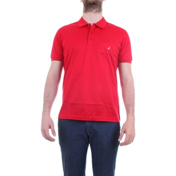 Vêtements Homme Polos manches courtes Navigare NV72051 polo homme rouge rouge
