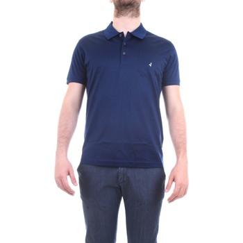 Vêtements Homme Polos manches courtes Navigare NV72051 polo homme bleu bleu
