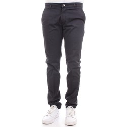 Vêtements Homme Chinos / Carrots Camouflage CHINOS REY 17 ZIP F47 bleu