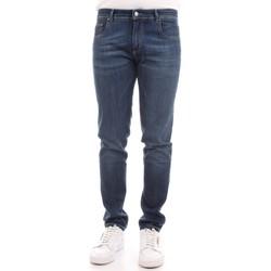 Vêtements Homme Jeans slim Camouflage D00 A212 Bleu