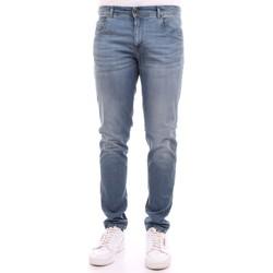 Vêtements Homme Jeans slim Camouflage D18 A370 Denim