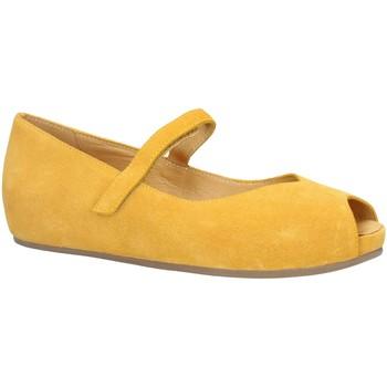 Chaussures Femme Ballerines / babies Manufacture D'essai M9PALOMA OCRE