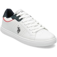 Chaussures Homme Baskets basses U.S Polo Assn. CURTY4244S0Y1 Blanc
