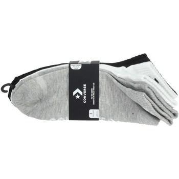 Accessoires Femme Chaussettes Converse S7014124 Noir/Blanc