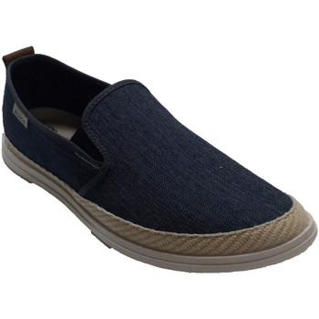 Chaussures Homme Chaussons Muro Sneaker en toile de chanvre homme  e azul