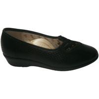Chaussures Femme Escarpins Doctor Cutillas Chaussure femme ajourée avec bandes élas negro