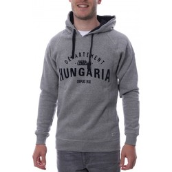 Vêtements Homme Sweats Hungaria H-16TLMOFOLE Gris